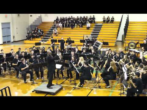 All About That Bass - Haile Middle School Wind Ensemble 15 05 21