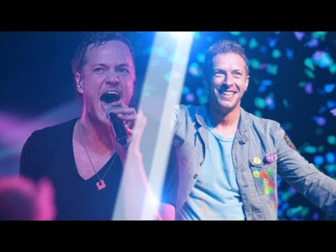 Coldplay feat. Imagine Dragons - Hymn For The Demons