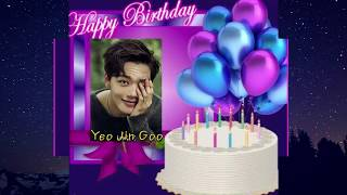 HAPPY BIRTHDAY YEO JIN GOO !