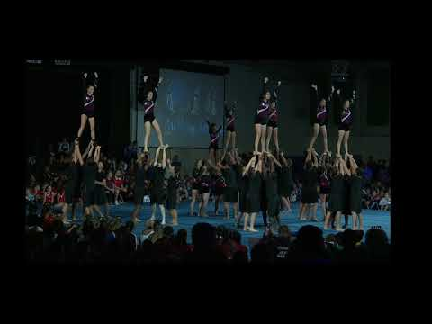 Sunnydale Adventist Academy acrofest preformance