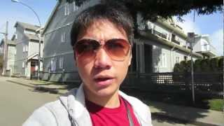 Vlog #1 : First 3 days in Vancouver! (3/25/13 - 3/27/13)