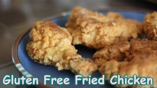 Fried Chicken Recipe: Healthy, Gluten Free, Cooking By Food Smarty Austin