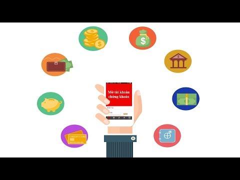 Mở tài khoản chứng khoán VPS, MBS, BSC miễn phí