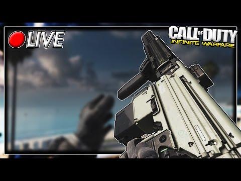 "GRINDING NEW ""X-EON"" DLC WEAPON [Infinite Warfare Livestream w/FlipArtz]"