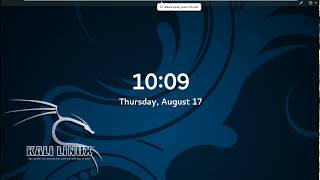 Kali Linux - How to install ISC DHCP server on Linux