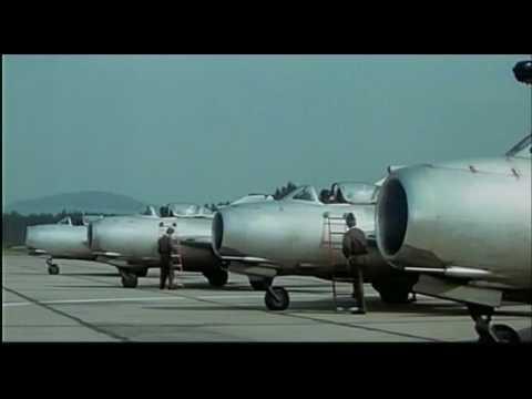 """Vysoka modra zed"" -  MiG-15's"