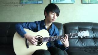 Adele) Make You Feel My Love   Sungha Jung Acoustic Tabs Guitar Pro 6