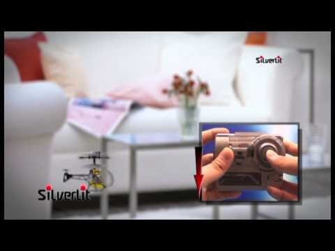 Flying Toys Smallest Remote Controlled Helicopters In The World From Silverlit