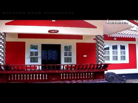 10 lac home designed by KV Muraleedharan low cost home