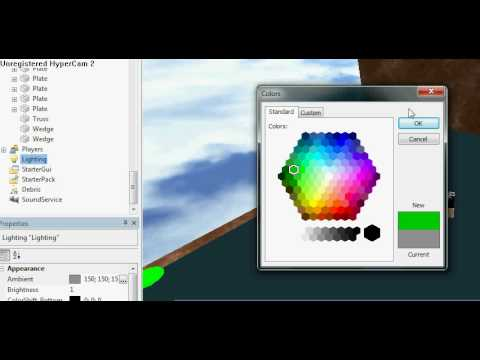 ambient codes for roblox
