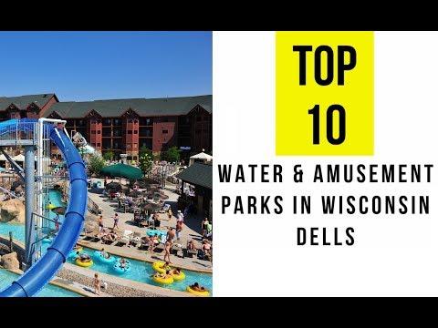 Top 10. Best Water & Amusement Parks in Wisconsin Dells