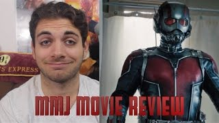 Ant-Man - MMJ Movie Review