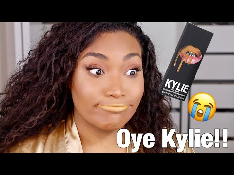 KYLIE COSMETICS LIP FALL COLLECTION-- IRISBEILIN