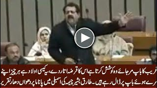 Panama Case Facts by MNA PLMQ Tariq Bashir Cheema in National Assembly Session