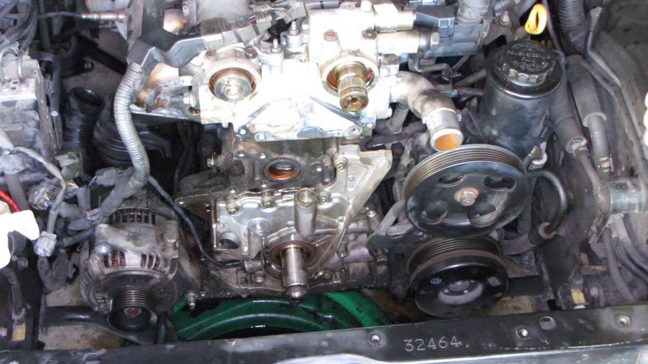 crankshaft and camshaft seals easy removal youtube rh youtube com Fast Acura TL Acura TL Manual Transmission