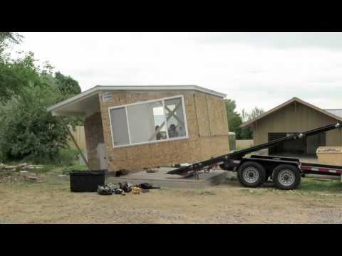 Installing A Solar Greenhouse Amp Chicken Coop Check Out
