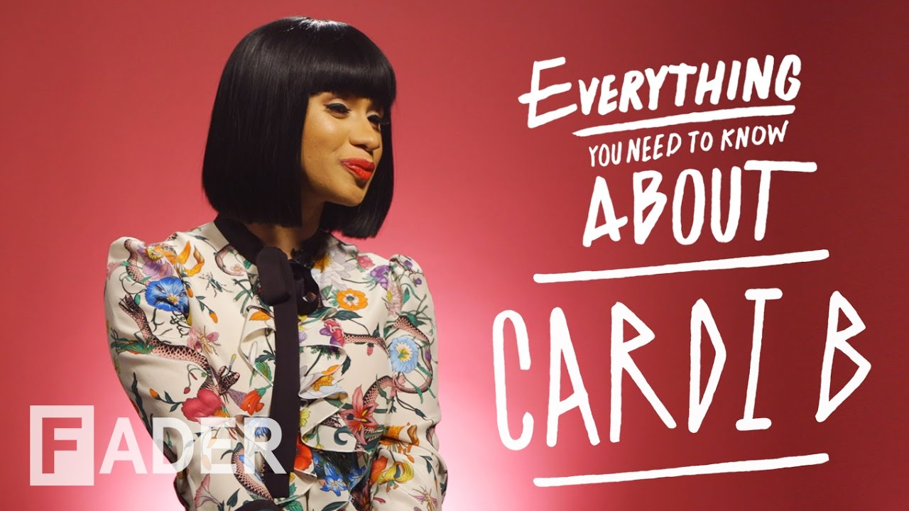 635b349d5aaefb Cardi B - Everything You Need To Know (Episode 39) - YouTube