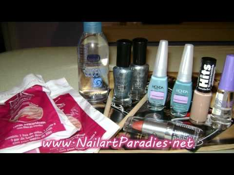 Nailart Nageldesign Manikuere Vorlagen 2011 Youtube