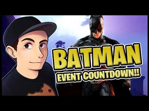 FORTNITE X BATMAN LIVE EVENT!! || Fortnite Battle Royale: Squad Madness [w/ Subscribers]