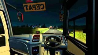 Euro Truck Simulator 2 Indonesia Busmod