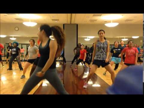 TexFit 2015-Presenter Application-Triple Threat Zumba-University of Houston-Shannon Henderson