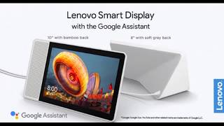Lenovo Smart Display With Google Assistant Full Features Review