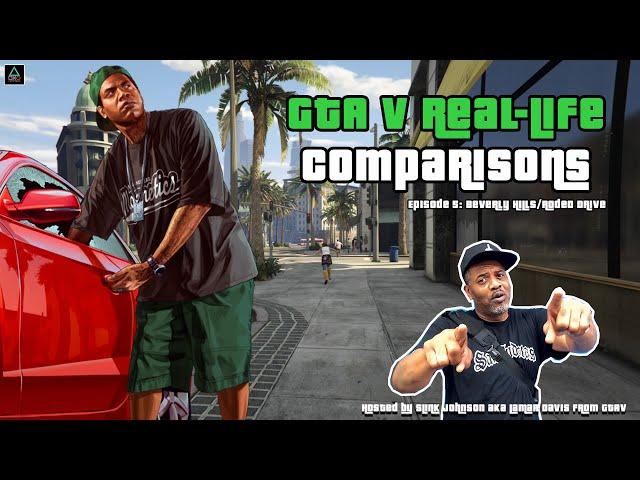 GTA V Real-Life Comparisons (Hosted by Slink Johnson) Episode 5