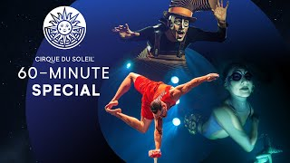 60-MINUTE SPECIAL #1 | Cirque du Soleil | KURIOS - Cabinet of Curiosities, ''O'' and LUZIA