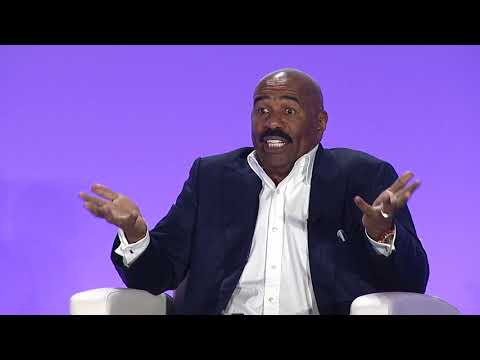 Steve Harvey Tells You How To Avoid the Dream Killers