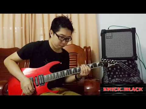 YESUS MULIA - JPCC Worship (Guitar Cover By ERICK_BLACK)