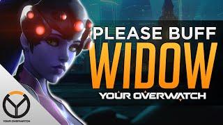 Overwatch: The Widowmaker Buff We Need