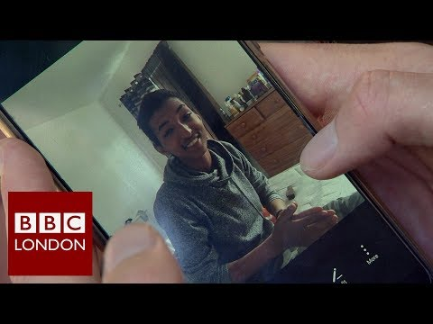 The youngsters going through the UK's asylum system - BBC London