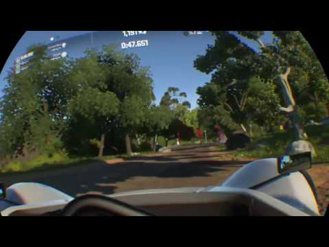My First VR Experience!   Driveclub VR