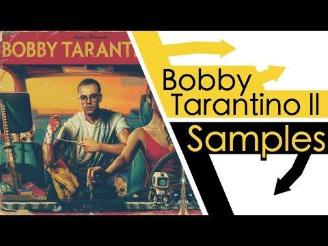 Every Sample From Logic's Bobby Tarantino 2