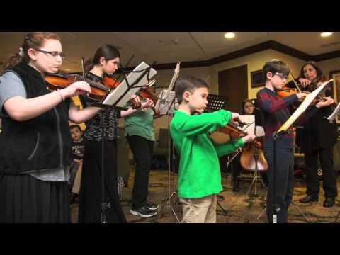 String Concert at Holy Name Medical Center