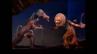 Lion King The Musical | FULL SHOW | CAM-REC
