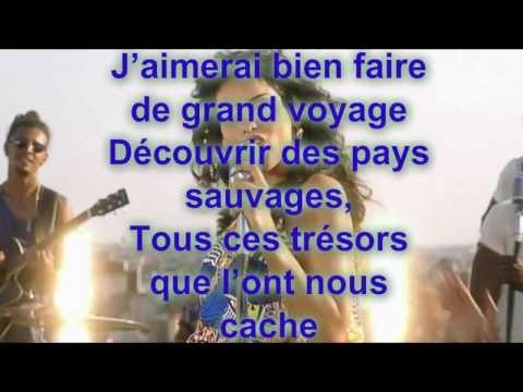 Tal -  A L'international ( Official lyrics )