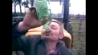 pijak na wsi