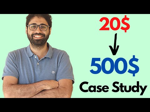 How I Made 500$ from 20$ Ad in One Day! Case Study - Outbrain Native Ads + Important Tips