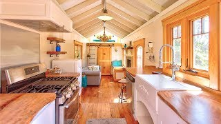 Stunning 2018 Hgtv's Tiny Paradise Cottage Home | Living Design For A Tiny House