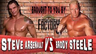 Red Rock Wrestling Season 2 Episode 4 | Steve Arsenault vs Brody Steele