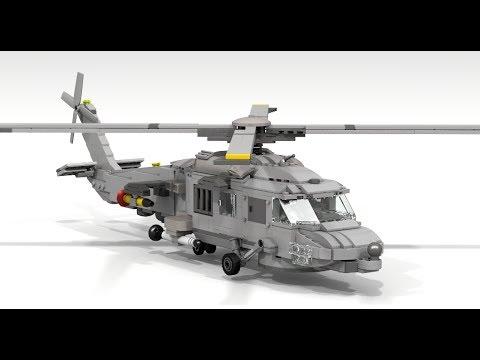 Lego SH-60 Seahawk
