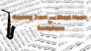 Dj Sveta feat Syntheticsax - Svetofor (Score for Sax Alto)