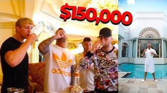 CRAZY $150,000 WEEKEND IN VEGAS!