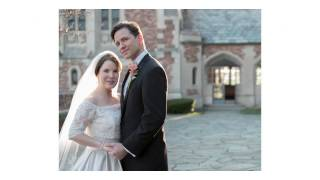 Sarah & Michael's Colgate Divinity School Wedding