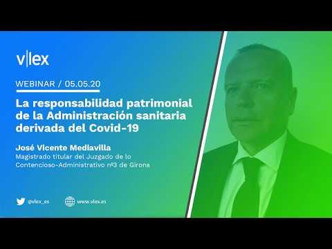 Responsabilidad patrimonial de la Administración sanitaria derivada del COVID-19