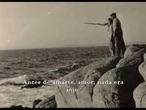 Pablo Neruda - Soneto XXV - Charlie Haden & Gonzalo Rubalcaba - Transparence