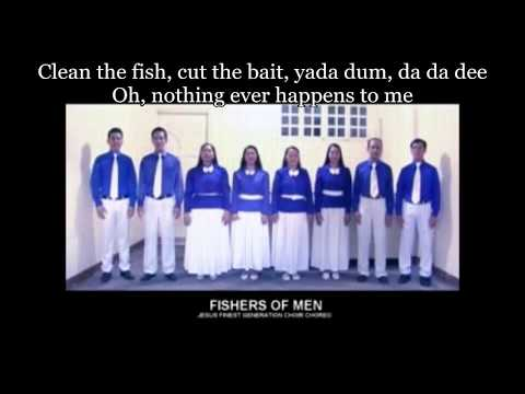 JFGC Fishers of Men - Choreo with Lyrics