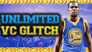 NBA 2K16 - UNLIMITED VC GLITCH - TONS OF VC FREE - JULY 2016 EDITION