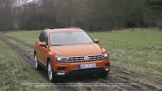 The new Volkswagen Tiguan    Der neue Volkswagen Tiguan   Onroad + Offroad